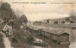 Juin13 1499 : La Ferté-sous-Jouarre  -  Ile  -  Bords De Marne - La Ferte Sous Jouarre
