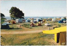 CPSM - GF - Dinard - Saint Enogat (I. & V.) Le Camping Du Port Blanc - Dinard