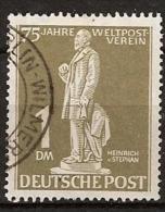 Berlin 1949 Mi.40.  75 Jahre UPU. 1 Dm - Used Stamps