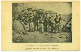 XALB.8.  Schafhirten In Buni Resi Vukoces - Albanien