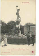 TOUT PARIS - Monument à La Mémoire De Jean Massé - Place Armand Carrel - Arrondissement: 19