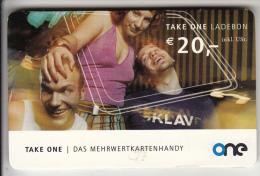 AUSTRIA - One Prepaid Card 20 Euro, Exp.date 31/12/04, Used