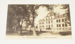Montbéliard - ( Doubs ) - L'école Des Fossés ::::: Animation - Montbéliard