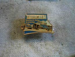 Pin´s Pub Thixochem, Toujours Dans La Course. Formule 1, Course Automobile - Badges
