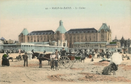 59 MALO LES BAINS LE CASINO ET ATTELAGES - Malo Les Bains