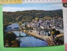 19-10) Argentat : Vue Generale : Pont Sur La Dordogne - Argentat