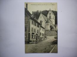 FERRETTE  L'EGLISE 1928 - Ferrette