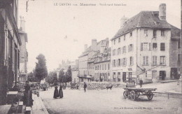 MAURIAC BOULEVARD SAINT LUC(dil119) - Mauriac