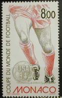 MONACO 1994 - WORLD CUP FOOTBALL USA'94 - YVERT 1940 - World Cup