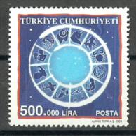Turkey - 2003 - ( Zodiac ) - MNH (**) - 1921-... República