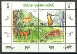 Turkey - 2003 - ( World Environment Day ) - MNH (**) - 1921-... República