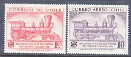 Chile 283, C 172   * TRAIN - Chile
