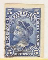 Chile 41  Type I   (o) - Chile