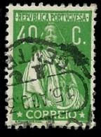 PORTUGAL - Année 1924-26 - Y & T  N° 376  Oblitéré - 1910-... République