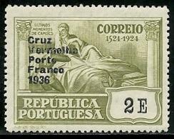 PORTUGAL - Année 1935 - Y & T  Franchise N° 89  * TC - Franchise