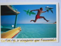 Paris Exposition Paul Ricard 1996 Nageur Dauphin - Zwemmen