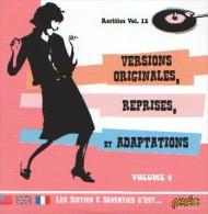 RARITIES Vol. 13 - VERSIONS ORIGINALES, REPRISES Et ADAPTATIONS Vol. 4 - CD - MAGIC RECORDS - HOLLIES - WALKER BROTHERS - Hit-Compilations