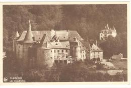 I492 Clervaux - Le Chateau - Castello Schloss Castle Castillo / Non Viaggiata - Clervaux