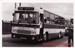 Bus Photo Fife Scottish Omnibuses 293 Leyland Leopard PSU3G Alexander RSC193Y - Cars