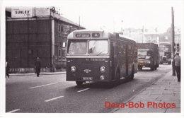 Bus Photo Manchester Corporation 58 Leyland Tiger Cub Park Royal 3658NE - Cars