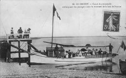 Canôt à Vapeur - Le Crotoy