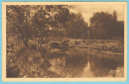 CPA 91 LARDY Le Pont De Cochet - France