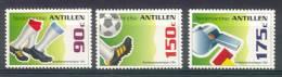 Med1060 SPORT WK VOETBAL SOCCER WORLD CHAMPIONSHIP FOOTBALL FUSSBALL WELTMEISTERSCHAFT NEDERLANDSE ANTILLEN 1994 PF/MNH - World Cup