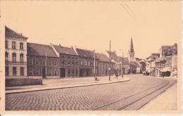 Asse.  -  Gemeenteplein En Steenweg - Asse