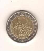 SLOVENIE 2007 / Pièce De 2 Euros 2007 De Circulation Nettoyée / Bon état / Scan Non Contractuel - Slovénie