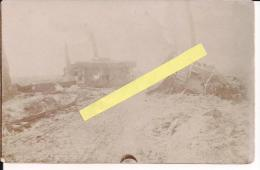 Somme Cambrais Flandres Flandern Tanks Anglais Détruits Cartes Photos  Poilus 1914-1918 14-18 Ww1 WWI 1.wk - War, Military