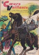 """¤¤  -  L'Hebdomadaire """" COEURS VAILLANTS """"  -  N°34 Du 24 Aout 1958  -  24 Pages  -  ¤¤ - Vaillant"""