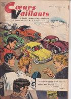 """¤¤  -  L´Hebdomadaire """" COEURS VAILLANTS """"  -  N°36 Du 7 Septembre 1958  -  24 Pages  -  ¤¤ - Vaillant"""