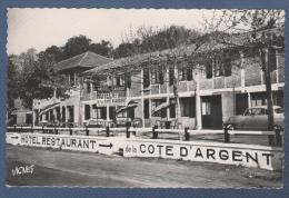 40 LANDES - CP HOTEL DE LA COTE D'ARGENT - CASTETS DES LANDES - PHOTO VIGNES CASTETS DES LANDES - Castets