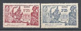 WALLIS   N� 70/1  NEUF* TTB