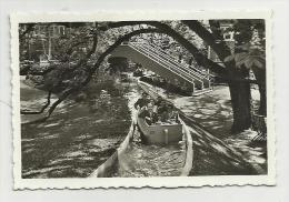 MINI FOTO CM 9 X 6 CANALETTO NAVIGABILE NEL PARCO J. GABERELL THALWIL - Luoghi