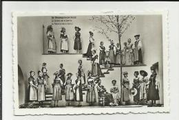 MINI FOTO CM 9 X 6 I COSTUMI NAZIONALI  J. GABERELL THALWIL - Luoghi