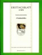 GERMANY, 1978, Ersttagblatt Nr 2, Friedlandhilfe - [7] Federal Republic