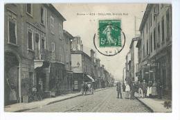 OULLINS  ( 69 )  - Grande Rue - Oullins