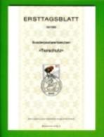 GERMANY, 1981, Ersttagblatt Nr 16,,  Tierschutz - [7] Federal Republic