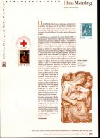 2005 - DOCUMENT OFFICIEL - HANS MEMLING - Documents De La Poste