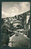GENOVA - S. ILARIO - SCORCIO PANORAMICO - F/P - V: 1945 - AUTO - Genova (Genoa)