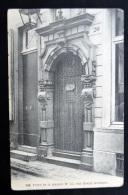 Anvers  Porte De La Maison N° 20, Rue Grand Goddaert  Antwerpen Oude Poort - Antwerpen