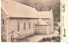 Abbaye De Marche-les-Dames -XIIe Siècle-(Namur)- L´Eglise Paroissiale Restaurée En 1904-Précurseur - Namur
