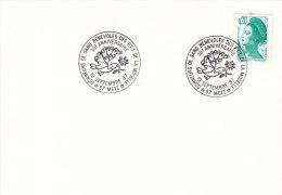 1987 France 57 Metz Donneurs Sang Blood Donors Donatori Sangue - Altri