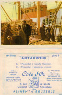 ANTARCTIC:Zuidpoolexpeditie 1958-1960 ;24 Photos 10,7x7,7cm - Côte D'Or