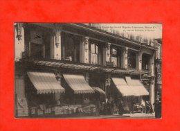 *nantes -vue De La Facade Des Grands Magasins Lajeunesse,marx Et Cie 18 Rue Du Calvaire - Nantes