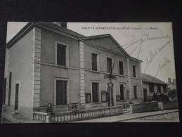SAINTE-GENEVIEVE-des-BOIS (Loiret) - La Mairie - Ecole (écrits) - Animée - Correspondance - Autres Communes