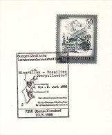 1986 Austria Oberpullendorf Mineralien Fossilien Minerals Fossils Mineraux Minerali Fossili Mineralogie Geology - Geology