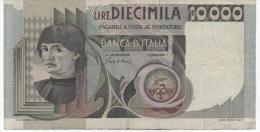 BILLET DE 10000  LIRES - [ 2] 1946-… : République