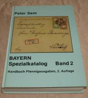 Peter Sem Spezialkatalig Pfennig  Band 2 - Germany